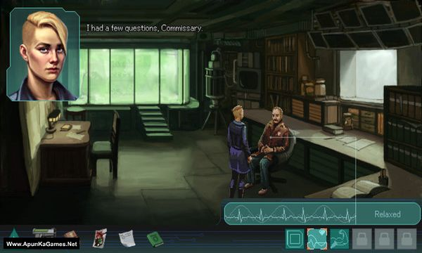 Whispers of a Machine Screenshot 3, Full Version, PC Game, Download Free