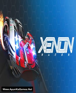 Xenon Racer Cover, Poster, Full Version, PC Game, Download Free