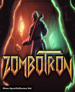 Zombotron Cover, Poster, Full Version, PC Game, Download Free
