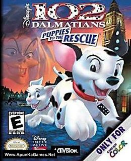 Disney's 102 Dalmatians: Puppies to the Rescue Cover, Poster, Full Version, PC Game, Download Free