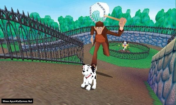 Disney's 102 Dalmatians: Puppies to the Rescue Screenshot 3, Full Version, PC Game, Download Free