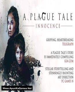 A Plague Tale: Innocence Cover, Poster, Full Version, PC Game, Download Free