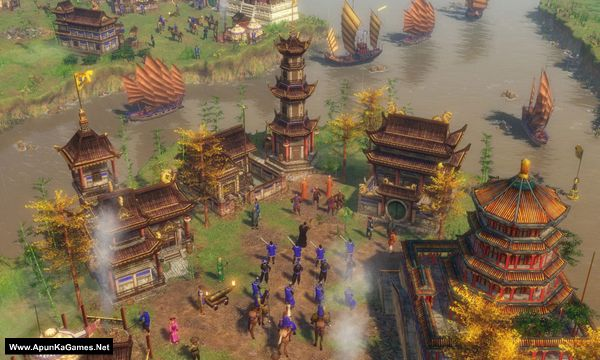 Age of empire complete collection Screenshot 1, Full Version, PC Game, Download Free