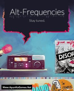 Alt-Frequencies Cover, Poster, Full Version, PC Game, Download Free