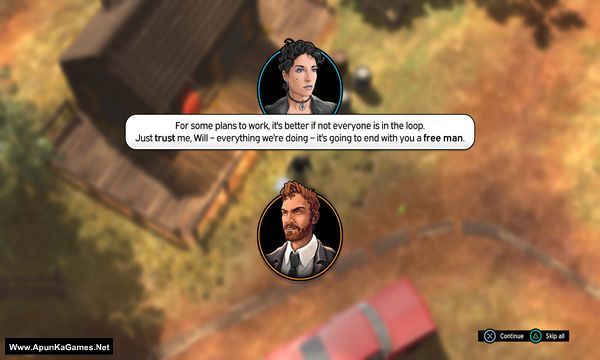 American Fugitive Screenshot 3, Full Version, PC Game, Download Free