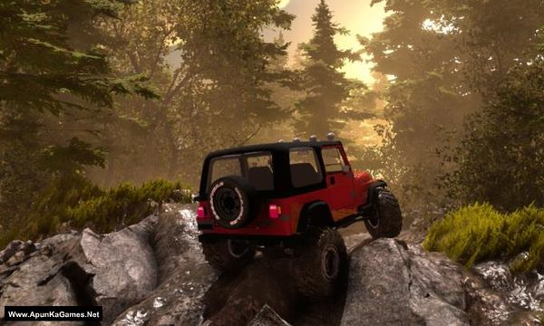 Amortizer Off-Road Screenshot 1, Full Version, PC Game, Download Free