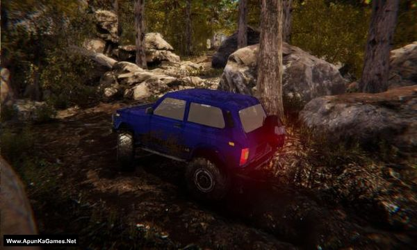 Amortizer Off-Road Screenshot 2, Full Version, PC Game, Download Free