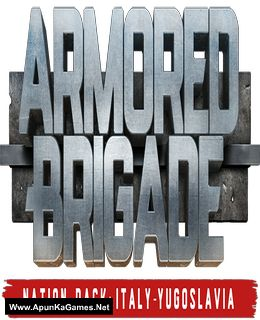 Armored Brigade Nation Pack Italy Yugoslavia Cover, Poster, Full Version, PC Game, Download Free