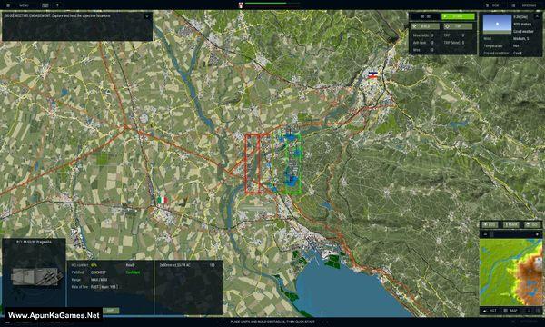 Armored Brigade Nation Pack Italy Yugoslavia Screenshot 1, Full Version, PC Game, Download Free