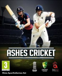 Ashes Cricket 2017 Cover, Poster, Full Version, PC Game, Download Free