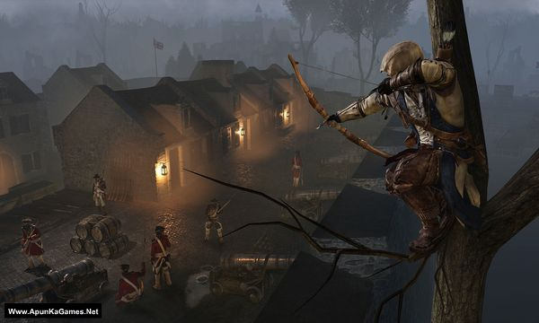 Assassin's Creed® III Remastered Screenshot 1, Full Version, PC Game, Download Free