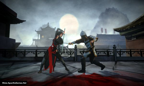 Assassin's Creed Chronicles: China Screenshot 1, Full Version, PC Game, Download Free