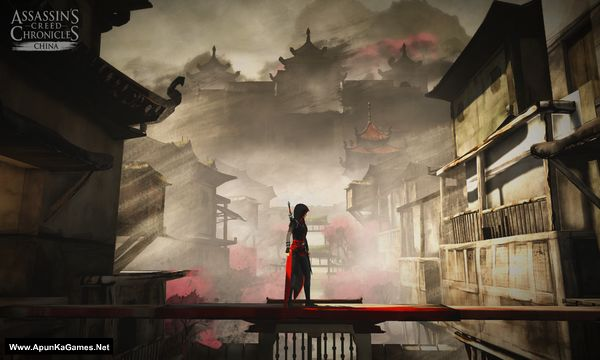 Assassin's Creed Chronicles: China Screenshot 2, Full Version, PC Game, Download Free