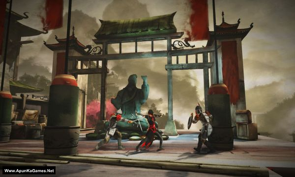 Assassin's Creed Chronicles: China Screenshot 3, Full Version, PC Game, Download Free