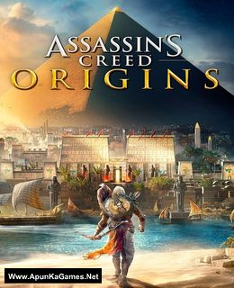 Assassin's Creed: Origins Cover, Poster, Full Version, PC Game, Download Free