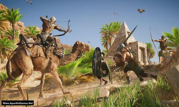 Assassin's Creed: Origins Screenshot 1, Full Version, PC Game, Download Free