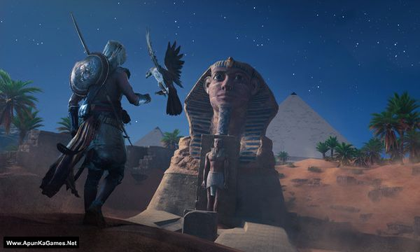 Assassin's Creed: Origins Screenshot 2, Full Version, PC Game, Download Free