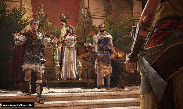 Assassin's Creed: Origins Screenshot 3, Full Version, PC Game, Download Free