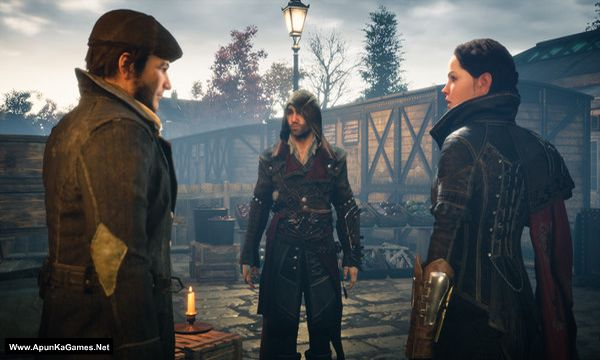 Assassin's Creed Syndicate Screenshot 2, Full Version, PC Game, Download Free