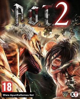 Attack on Titan 2 Cover, Poster, Full Version, PC Game, Download Free