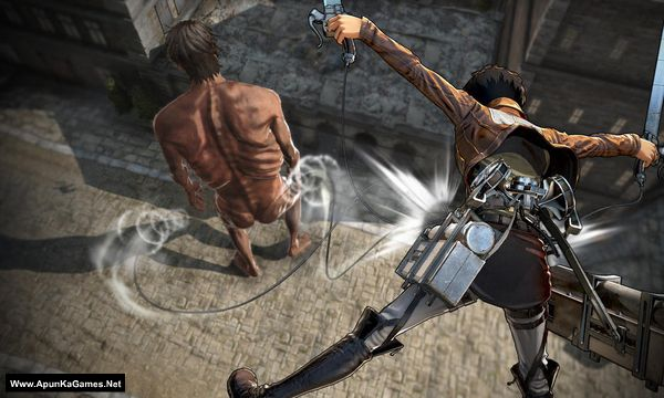 Attack on Titan 2 Screenshot 1, Full Version, PC Game, Download Free