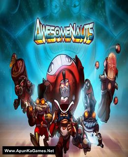 Awesomenauts Cover, Poster, Full Version, PC Game, Download Free