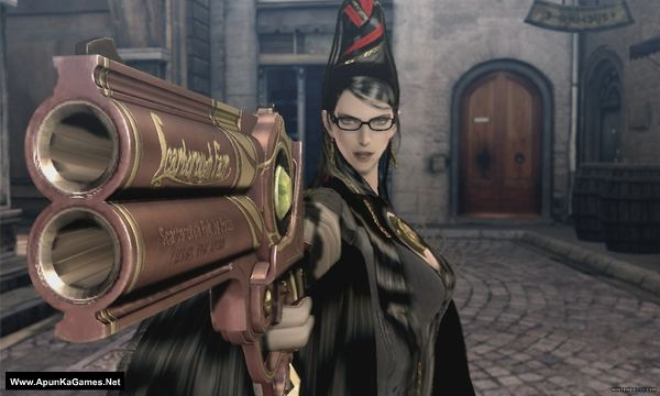 Bayonetta Screenshot 1, Full Version, PC Game, Download Free