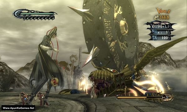 Bayonetta Screenshot 3, Full Version, PC Game, Download Free