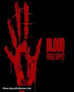 Blood: Fresh Supply Cover, Poster, Full Version, PC Game, Download Free