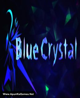 Blue Crystal Cover, Poster, Full Version, PC Game, Download Free