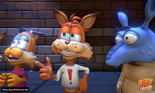 Bubsy: Paws on Fire! Screenshot 2, Full Version, PC Game, Download Free
