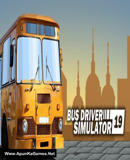 Bus Driver Simulator 2019 Cover, Poster, Full Version, PC Game, Download Free