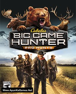 Cabela's Big Game Hunter: Pro Hunts Cover, Poster, Full Version, PC Game, Download Free