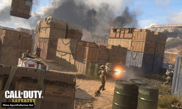 Call of Duty: WWII Screenshot 3, Full Version, PC Game, Download Free