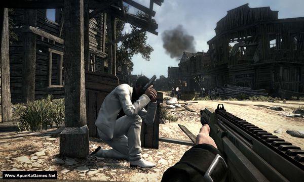 Call of Juarez: The Cartel Screenshot 3, Full Version, PC Game, Download Free