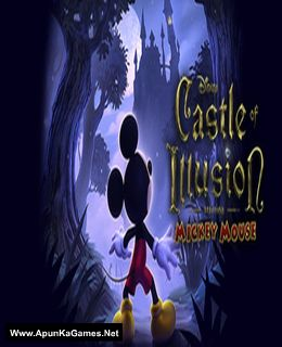 Castle of Illusion Starring Mickey Mouse Cover, Poster, Full Version, PC Game, Download Free