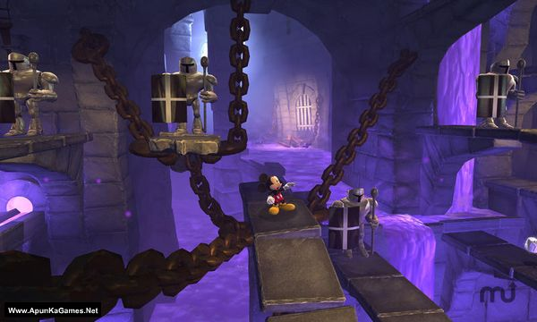 Castle of Illusion Starring Mickey Mouse Screenshot 3, Full Version, PC Game, Download Free