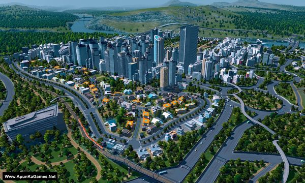 Cities: Skylines Screenshot 1, Full Version, PC Game, Download Free
