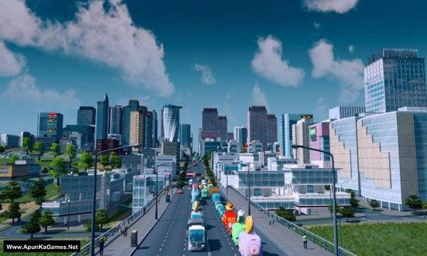 Cities: Skylines Screenshot 2, Full Version, PC Game, Download Free