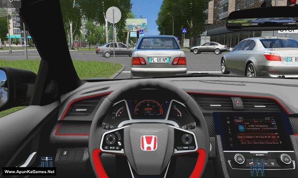 City Car Driving Screenshot 2, Full Version, PC Game, Download Free