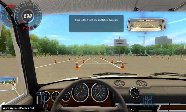 City Car Driving Screenshot 3, Full Version, PC Game, Download Free
