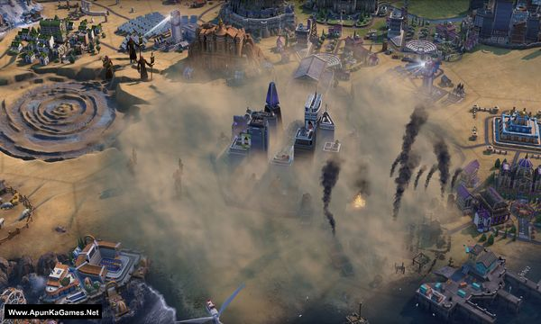 Civilization VI: Gathering Storm Screenshot 1, Full Version, PC Game, Download Free