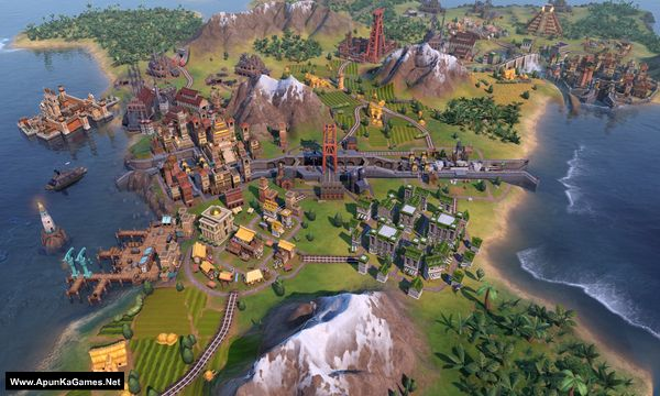 Civilization VI: Gathering Storm Screenshot 3, Full Version, PC Game, Download Free