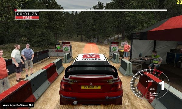 Colin McRae Rally 04 Screenshot 1, Full Version, PC Game, Download Free