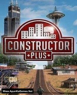 Constructor Plusr Cover, Poster, Full Version, PC Game, Download Free