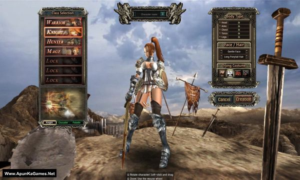 Dark Blood Screenshot 1, Full Version, PC Game, Download Free