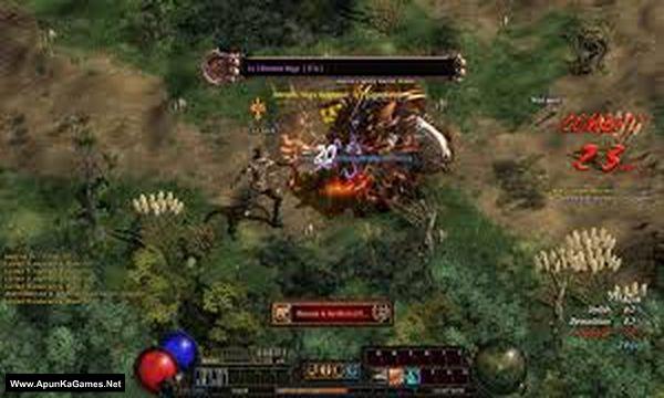 Dark Blood Screenshot 3, Full Version, PC Game, Download Free