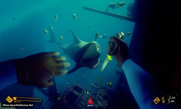 Deep Diving Simulator Screenshot 3, Full Version, PC Game, Download Free