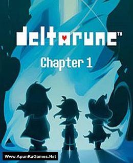 Deltarune Cover, Poster, Full Version, PC Game, Download Free