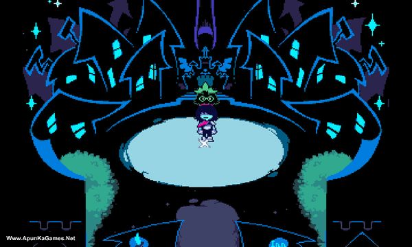Deltarune Screenshot 1, Full Version, PC Game, Download Free
